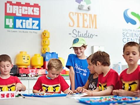 Bricks 4 Kidz Franchise after school program