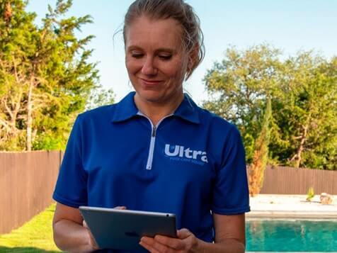 Ultra Pool Care Squad Reliable Customer Service