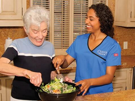 Cerna Homecare Franchise Offers Top Quality Care