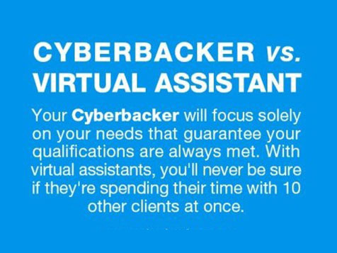 Cyberbacker Franchise - Much More Than a Virtual Assistant