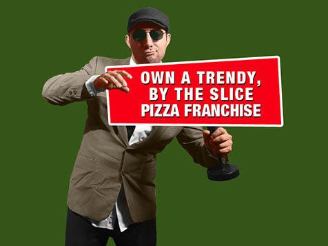 Mr. Moto Pizza franchise - pizzeria franchise ownership