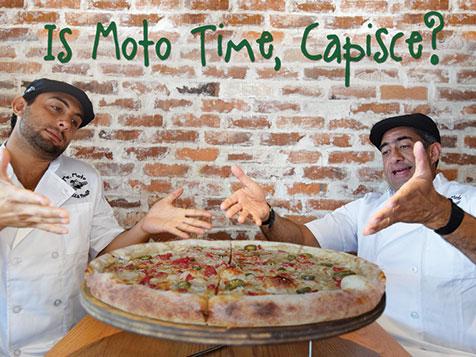 Mr. Moto Pizza franchise - Moto Time