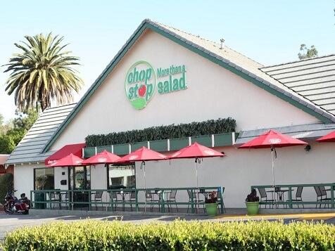 Chop Stop Franchise - Exterior Restaurant Location