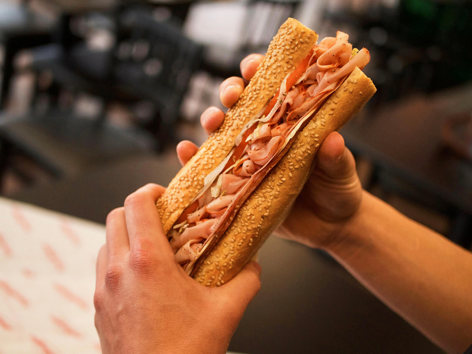 PrimoHoagies Franchise - Fresh Meats & Cheese & Award-Wining Bread