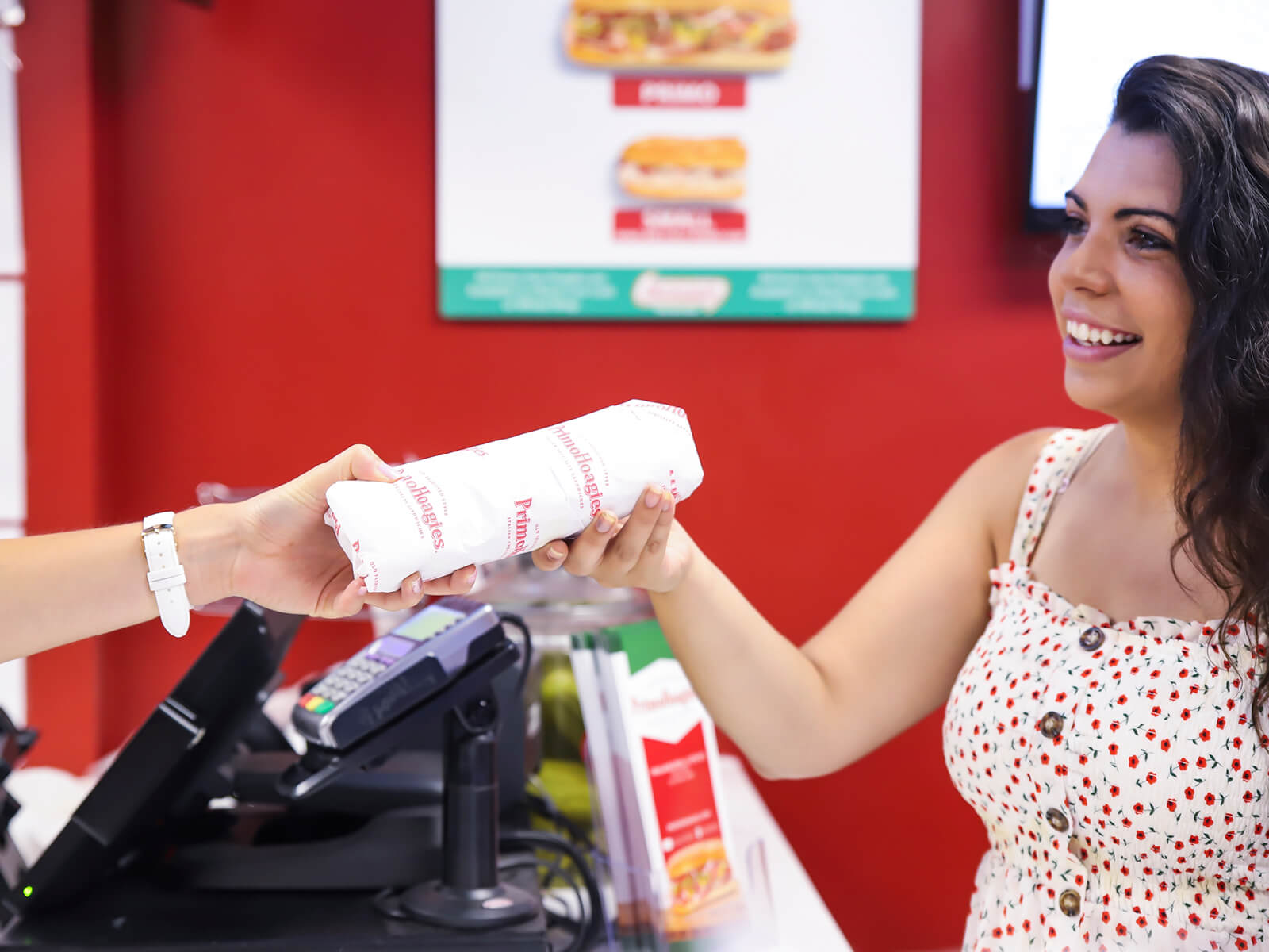 PrimoHoagies Franchise - Quick Casual Service